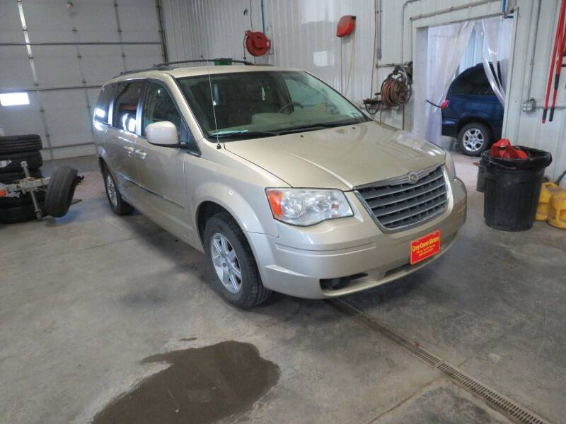 2010 Chrysler Town and Country for sale at Grey Goose Motors in Pierre SD