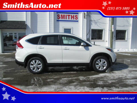 2013 Honda CR-V for sale at SmithsAuto.net in Hart MI