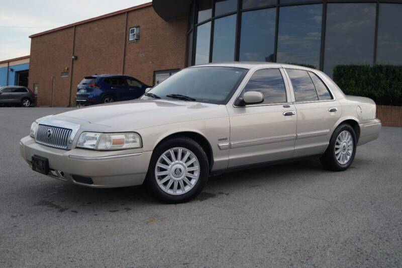 2011 Mercury Grand Marquis for sale at Next Ride Motors in Nashville TN