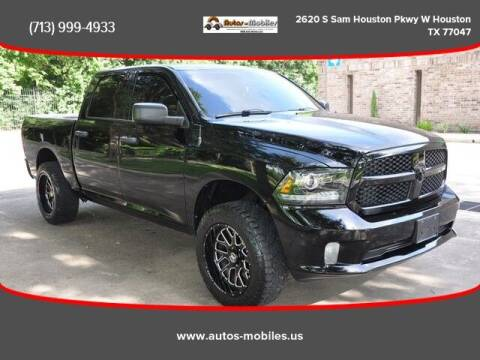 2014 RAM Ram Pickup 1500 for sale at AUTOS-MOBILES in Houston TX