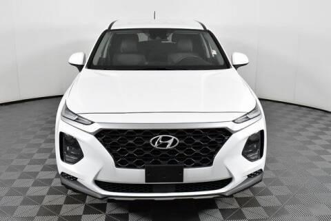 2019 Hyundai Santa Fe for sale at Southern Auto Solutions-Jim Ellis Hyundai in Marietta GA