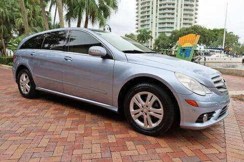 2008 Mercedes-Benz R-Class for sale at Choice Auto in Fort Lauderdale FL