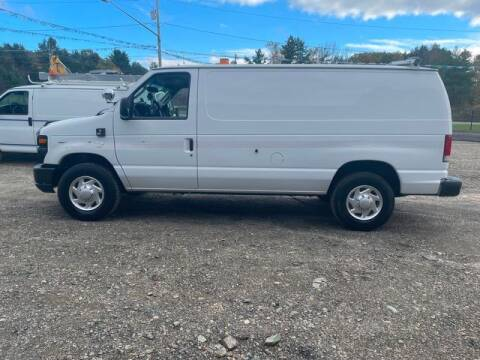 2011 Ford E-Series Cargo for sale at Upstate Auto Sales Inc. in Pittstown NY