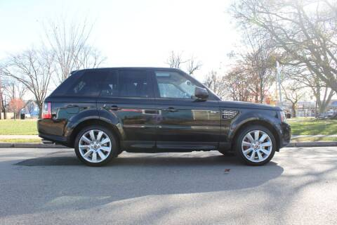 2012 Land Rover Range Rover Sport for sale at Lexington Auto Club in Clifton NJ