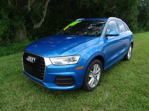 2016 Audi Q3 for sale at Park Avenue Motors in New Smyrna Beach FL