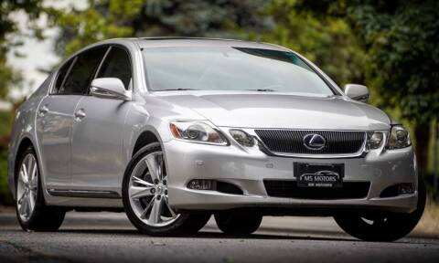 2009 Lexus GS 450h for sale at MS Motors in Portland OR