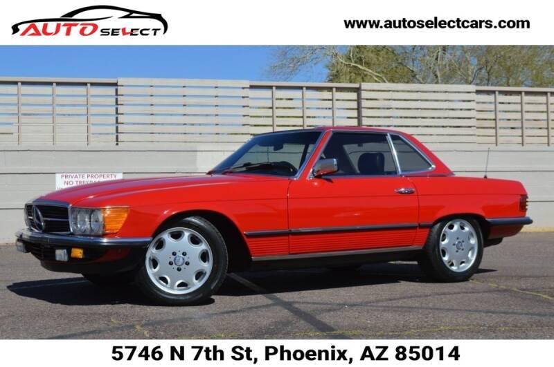 1984 Mercedes-Benz 280-Class for sale in Phoenix, AZ
