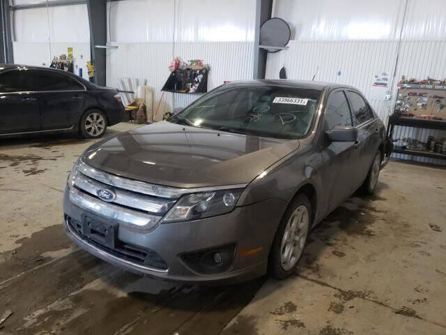 2010 Ford Fusion for sale at Varco Motors LLC - Builders in Denison KS