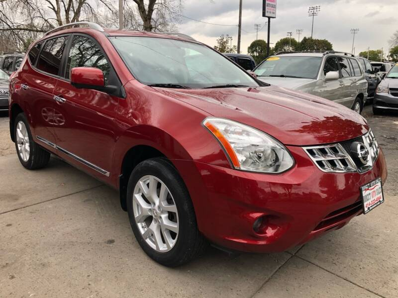 2012 Nissan Rogue for sale at Direct Auto Sales in Milwaukee WI