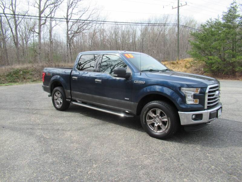 2015 Ford F-150 for sale at 4Auto Sales, Inc. in Fredericksburg VA