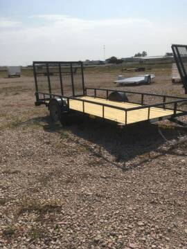 2021 Big Tex 35SA-12 #4464 for sale at Prairie Wind Trailers, LLC in Harrisburg SD