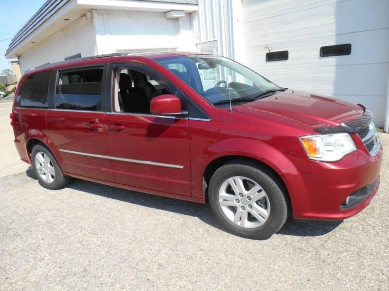 2016 Dodge Grand Caravan for sale at Unity Motors LLC in Jenison MI