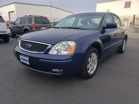 2005 Ford Five Hundred for sale at Express Auto Sales in Sacramento CA