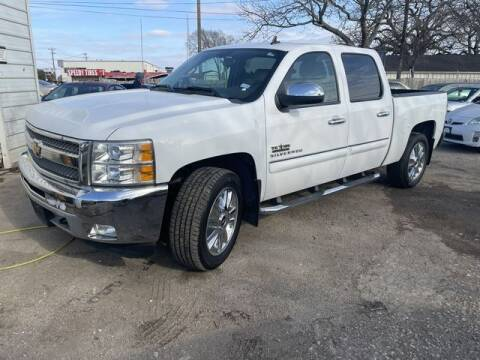 2012 Chevrolet Silverado 1500 for sale at The Kar Store in Arlington TX