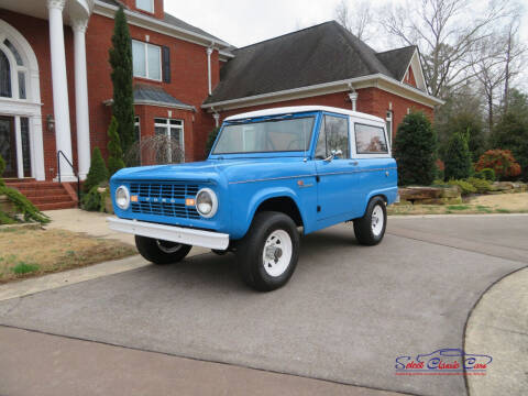 1966 Ford Bronco for sale at SelectClassicCars.com in Hiram GA