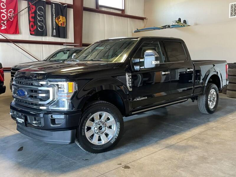 2021 Ford F-350 Super Duty for sale at Unlimited Auto Sales in Salt Lake City UT