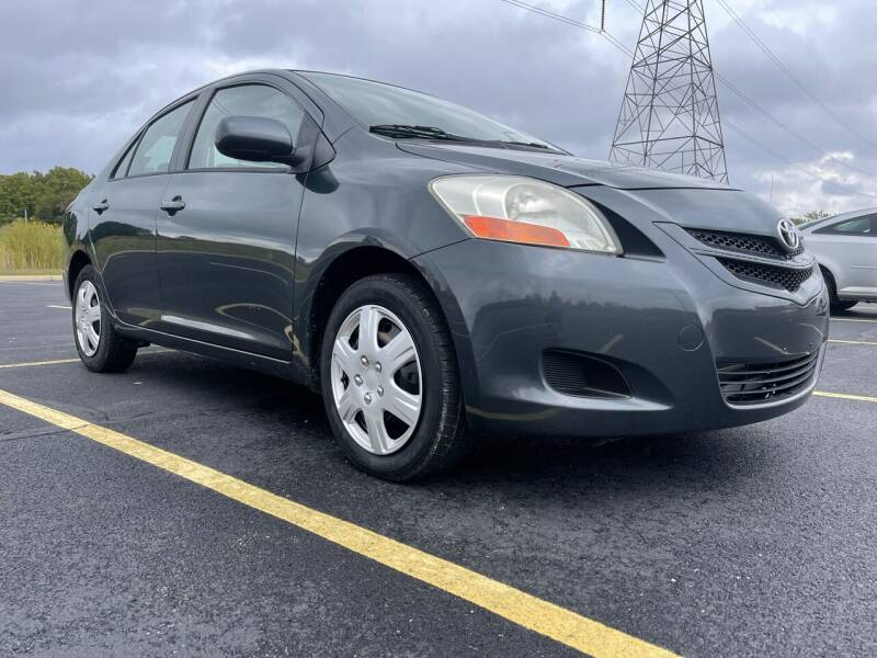 2007 Toyota Yaris for sale at Quality Motors Inc in Indianapolis IN
