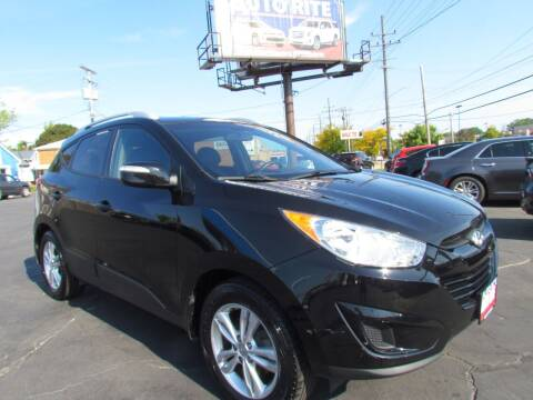2012 Hyundai Tucson for sale at Auto Rite in Cleveland OH