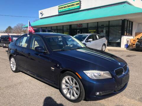 2011 BMW 3 Series for sale at Action Auto Specialist in Norfolk VA