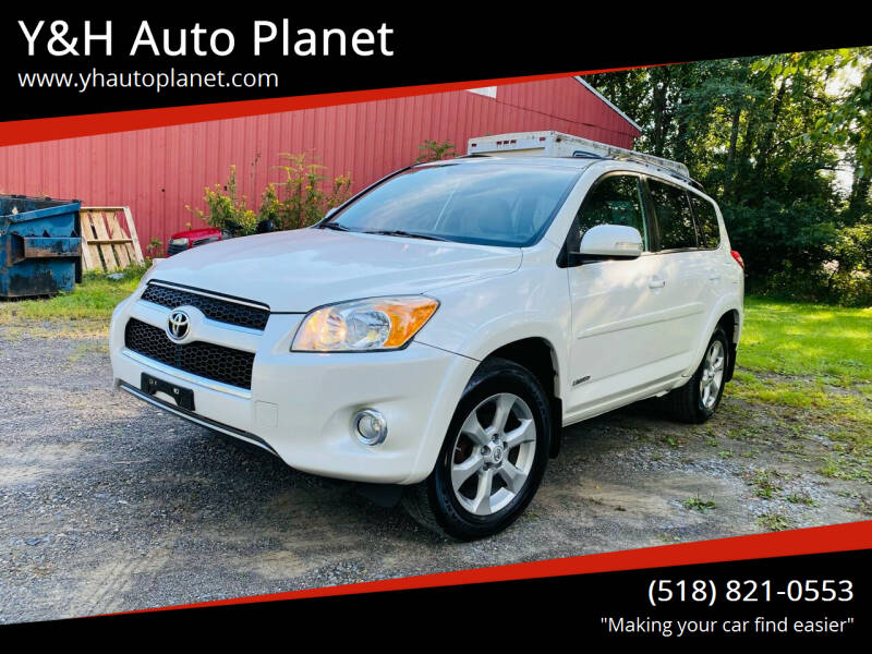 2011 Toyota RAV4 for sale at Y&H Auto Planet in West Sand Lake NY