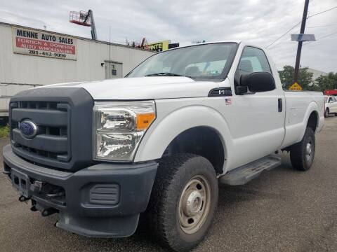 2014 Ford F-350 Super Duty for sale at MENNE AUTO SALES LLC in Hasbrouck Heights NJ
