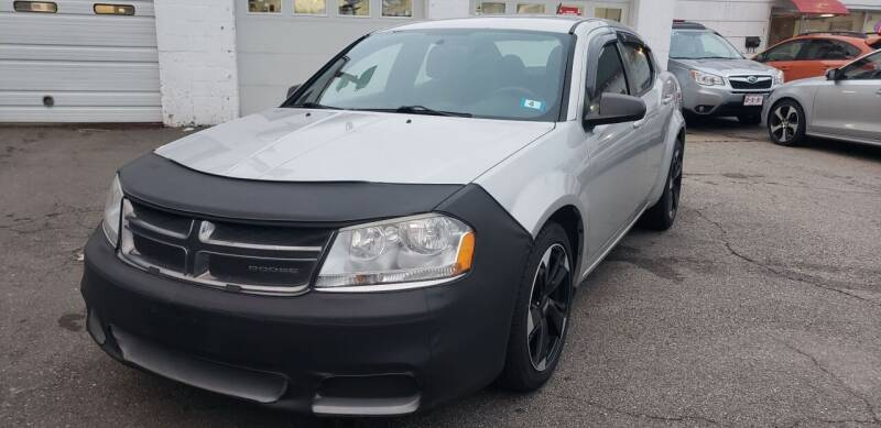 2012 Dodge Avenger for sale at Union Street Auto in Manchester NH