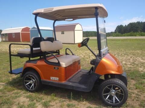 2015 E-Z-GO RXV for sale at Elk Creek Motors LLC in Park Rapids MN