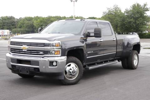 2015 Chevrolet Silverado 3500HD for sale at Auto Guia in Chamblee GA