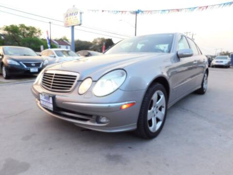 2005 Mercedes-Benz E-Class for sale at AMD AUTO in San Antonio TX