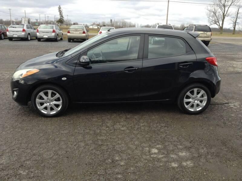 2014 Mazda MAZDA2 for sale at Kevin's Motor Sales in Montpelier OH