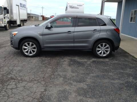 2014 Mitsubishi Outlander Sport for sale at Kevin's Motor Sales in Montpelier OH