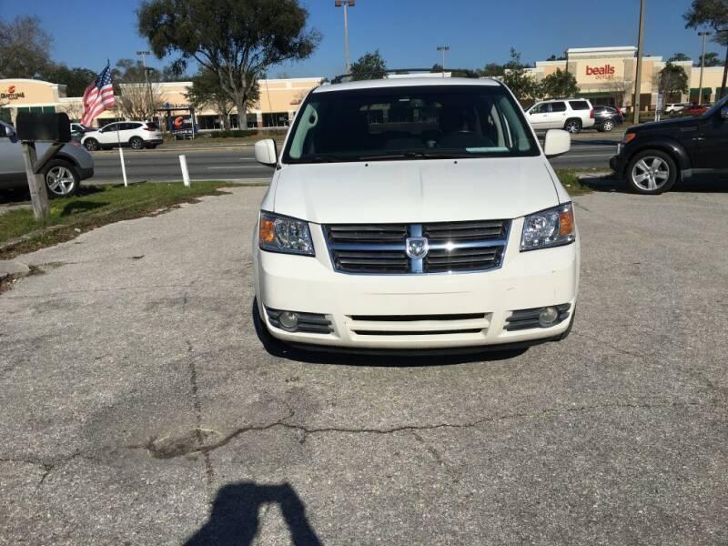 2008 Dodge Grand Caravan for sale at First Coast Auto Connection in Orange Park FL