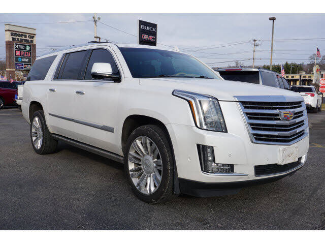 2018 Cadillac Escalade ESV for sale at Classified pre-owned cars of New Jersey in Mahwah NJ