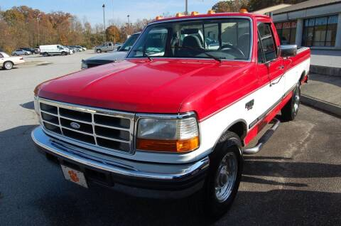 1995 Ford F-250 for sale at Modern Motors - Thomasville INC in Thomasville NC