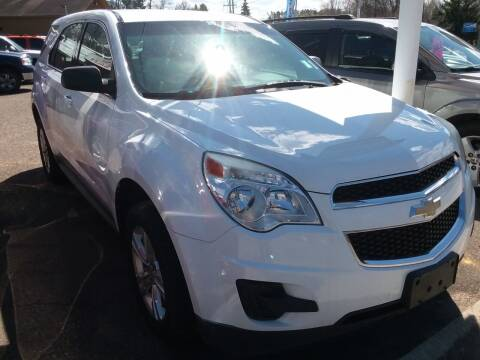 2011 Chevrolet Equinox for sale at Sunrise Auto Sales in Stacy MN
