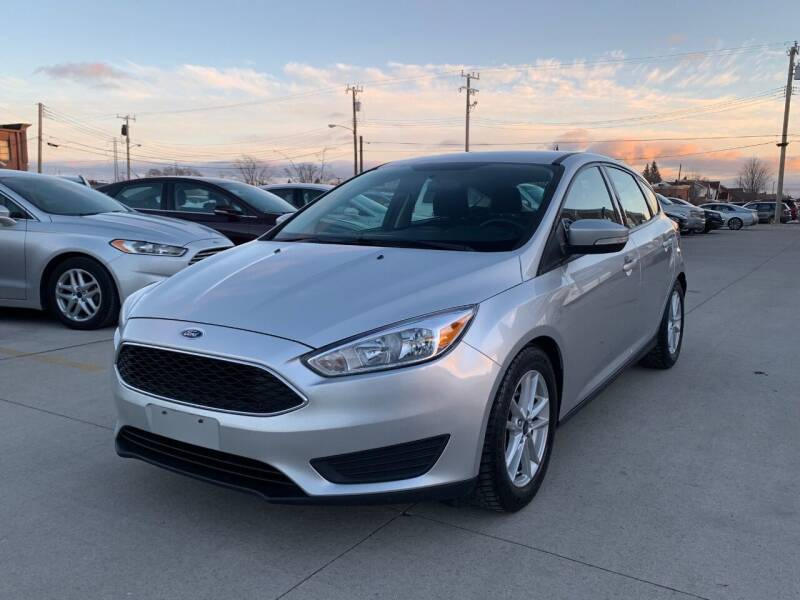 2016 Ford Focus for sale at Crooza in Dearborn MI