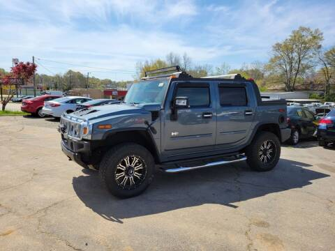2006 HUMMER H2 SUT for sale at el camino auto sales in Gainesville GA