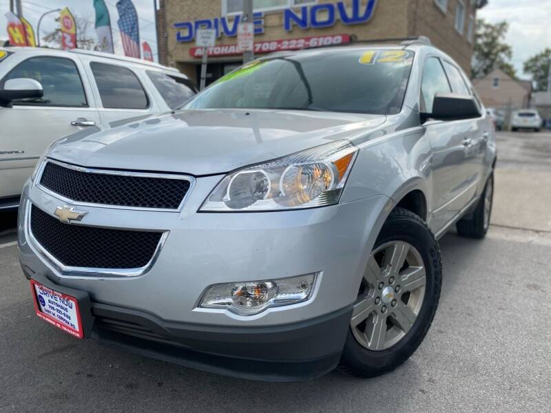 2012 Chevrolet Traverse for sale at Drive Now Autohaus in Cicero IL
