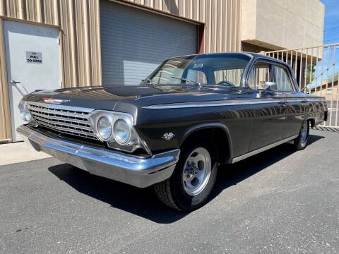 1962 Chevrolet Impala for sale at ENTHUSIAST MOTORS LLC in Safford AZ