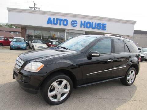 2008 Mercedes-Benz M-Class for sale at Auto House Motors in Downers Grove IL