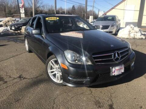 2014 Mercedes-Benz C-Class for sale at PAYLESS CAR SALES of South Amboy in South Amboy NJ