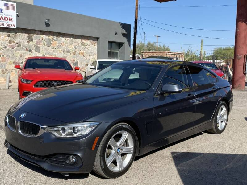 2015 BMW 4 Series for sale at American Automotive , LLC in Tucson AZ