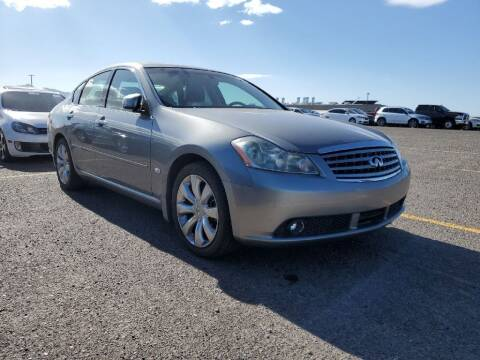 2007 Infiniti M35 for sale at Buy Here Pay Here Lawton.com in Lawton OK
