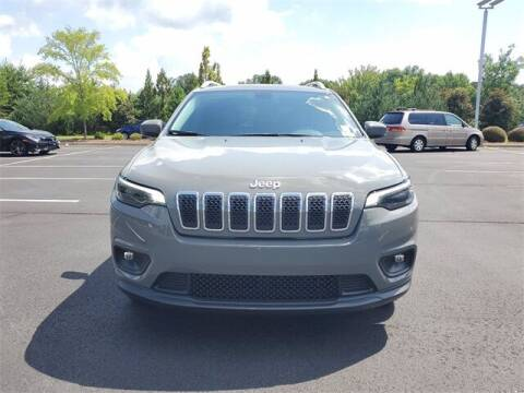 2020 Jeep Cherokee for sale at Southern Auto Solutions - Lou Sobh Honda in Marietta GA