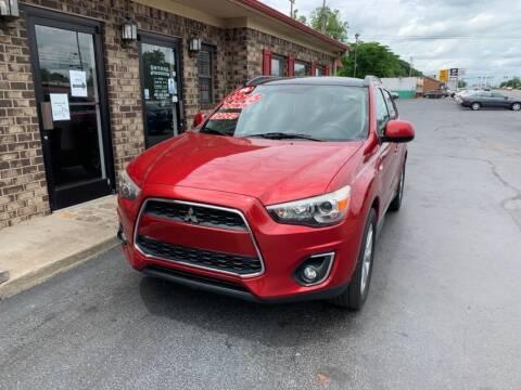 2014 Mitsubishi Outlander Sport for sale at Smyrna Auto Sales in Smyrna TN