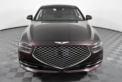 2021 Genesis G90 for sale at Southern Auto Solutions-Jim Ellis Hyundai in Marietta GA