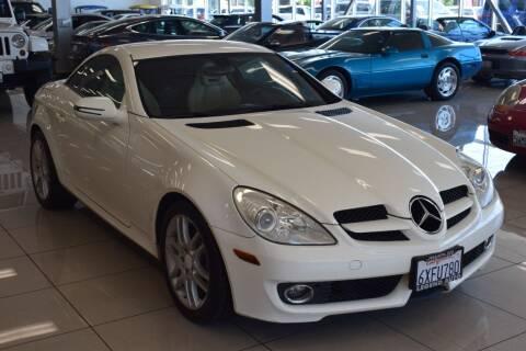 2009 Mercedes-Benz SLK for sale at Legend Auto in Sacramento CA
