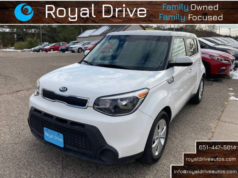2015 Kia Soul for sale at Royal Drive in Newport MN