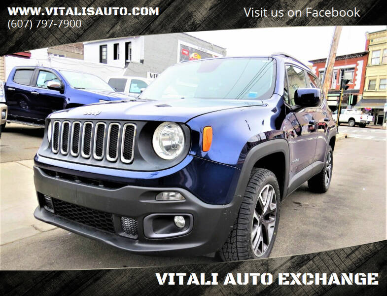 2016 Jeep Renegade for sale at VITALI AUTO EXCHANGE in Johnson City NY