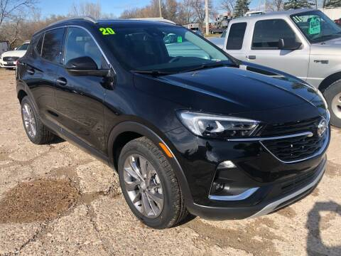 2020 Buick Encore GX for sale at SUNSET CURVE AUTO PARTS INC in Weyauwega WI